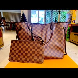 🇦🇺Authentic Guaranteed Louis Vuitton Neverfull